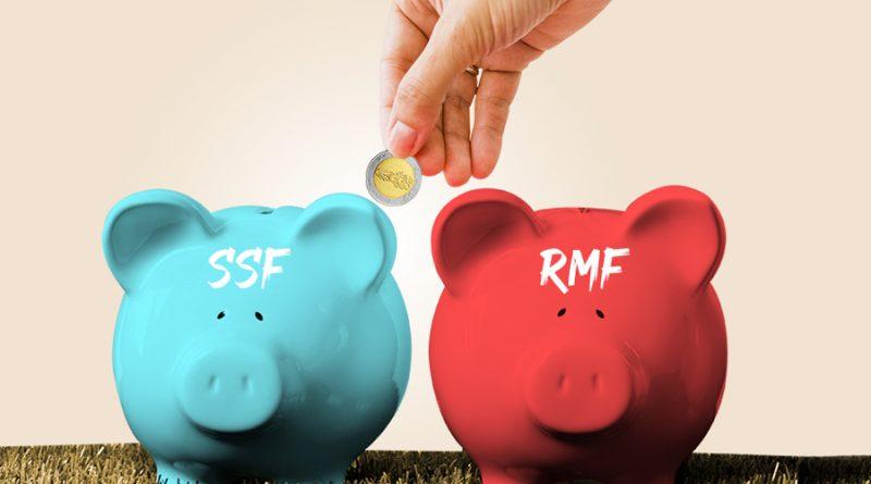 กองทุนรวม RMF กับกองทุน SSF