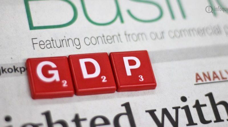 การชะลอตัวของ GDP
